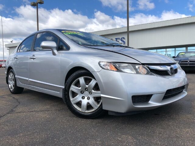 2009 Honda Civic LX Sedan 5-Speed AT Jackson MS