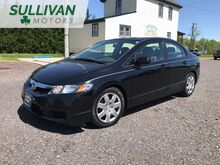 2009_Honda_Civic_LX Sedan 5-Speed MT_ Woodbine NJ