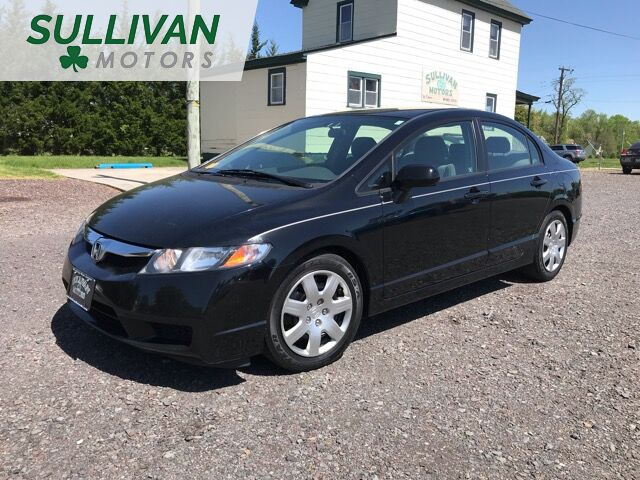 2009 Honda Civic LX Sedan 5-Speed MT Woodbine NJ