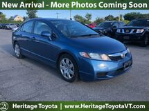 2009 Honda Civic LX South Burlington VT