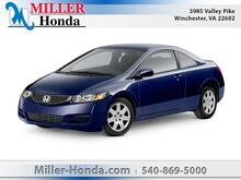 2009_Honda_Civic_LX_ Martinsburg