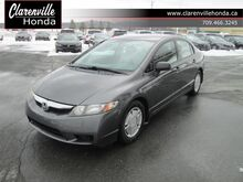 2009_Honda_Civic Sdn_DX-G_ Clarenville NL