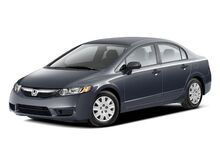 2009_Honda_Civic Sdn_DX-VP_ Gilbert AZ