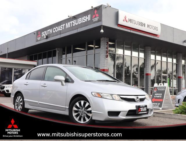 2009 Honda Civic Sdn EX Costa Mesa CA
