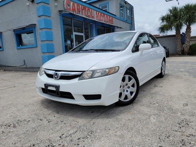 2009 Honda Civic Sdn LX Jacksonville FL