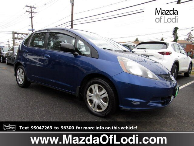 2009 Honda Fit 4DR HB MT Lodi NJ