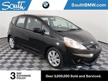 2009_Honda_Fit_Sport_ Miami FL