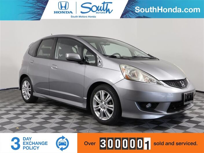 2009 Honda Fit Sport Miami FL