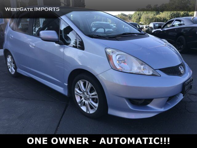 2009 Honda Fit Sport Raleigh NC ...