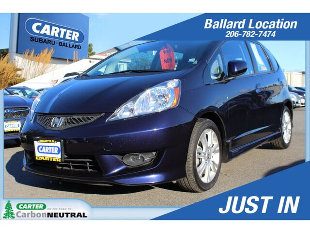 2009 Honda Fit Sport Seattle WA