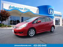 2009_Honda_Fit_Sport w/Navi_ Johnson City TN