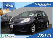 2009_Honda_Fit_Sport w/Navi_ Seattle WA