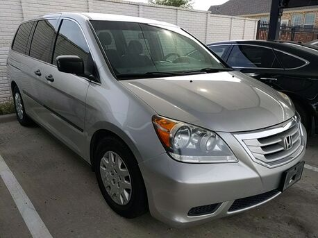 2009_Honda_Odyssey_LX /CAPTAIN CHAIRS/MP3/P2_ Euless TX
