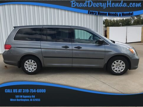 2009_Honda_Odyssey_LX_ West Burlington IA