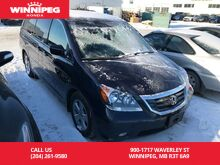 2009_Honda_Odyssey_Touring/DVD/Navi/Leather_ Winnipeg MB