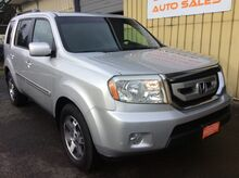 2009_Honda_Pilot_Touring 4WD with DVD_ Spokane WA