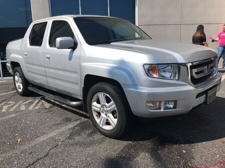 2009_Honda_Ridgeline_RTL 4WD ** SUNROOF & LEATHER ** ONE OWNER **_ Salisbury MD