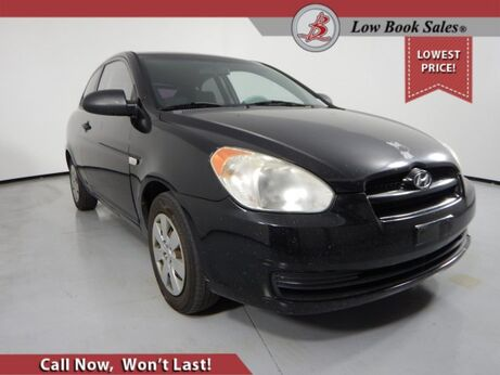 2009_Hyundai_ACCENT_Man GS_ Salt Lake City UT