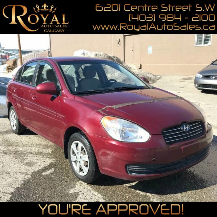 2009 Hyundai Accent GLS *PRICE REDUCED* Calgary AB