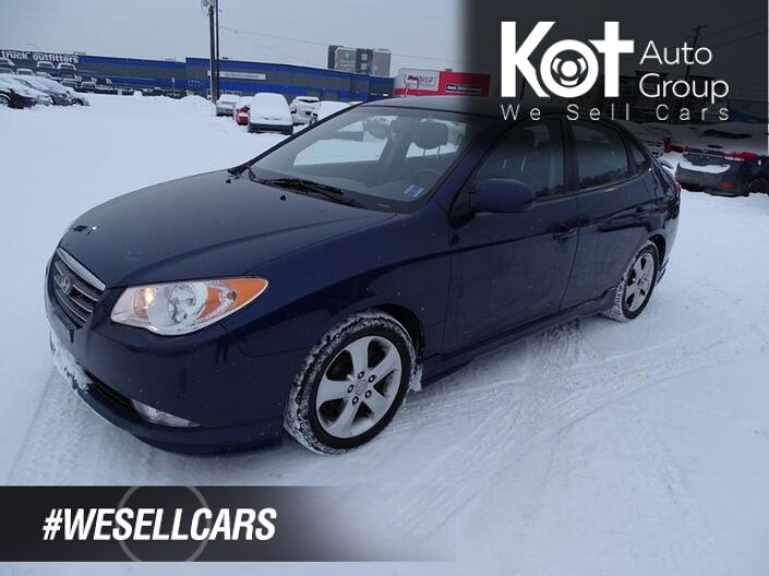 2009 Hyundai Elantra GL, No Accidents! Heated Seats Kelowna BC