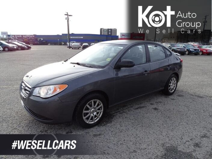 2009 Hyundai Elantra L, Heated Seats, Vehicle Regularly Serviced Kelowna BC
