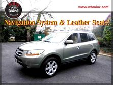 Hyundai Santa Fe AWD Limited 2009