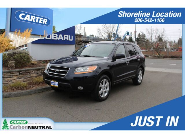 2009 Hyundai Santa Fe Limited FWD Seattle WA