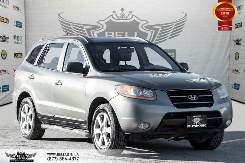 2009 Hyundai Santa Fe Limited, NO ACCIDENT, AWD, LEATHER, SUNROOF, HEATED SEATS Toronto ON