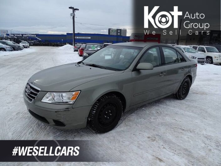2009 Hyundai Sonata GL, Heated Seats, Low KM's Kelowna BC