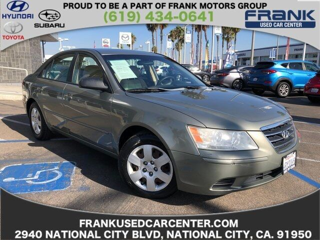 2009 Hyundai Sonata GLS National City CA