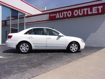 2009_Hyundai_Sonata_GLS_ Richmond KY