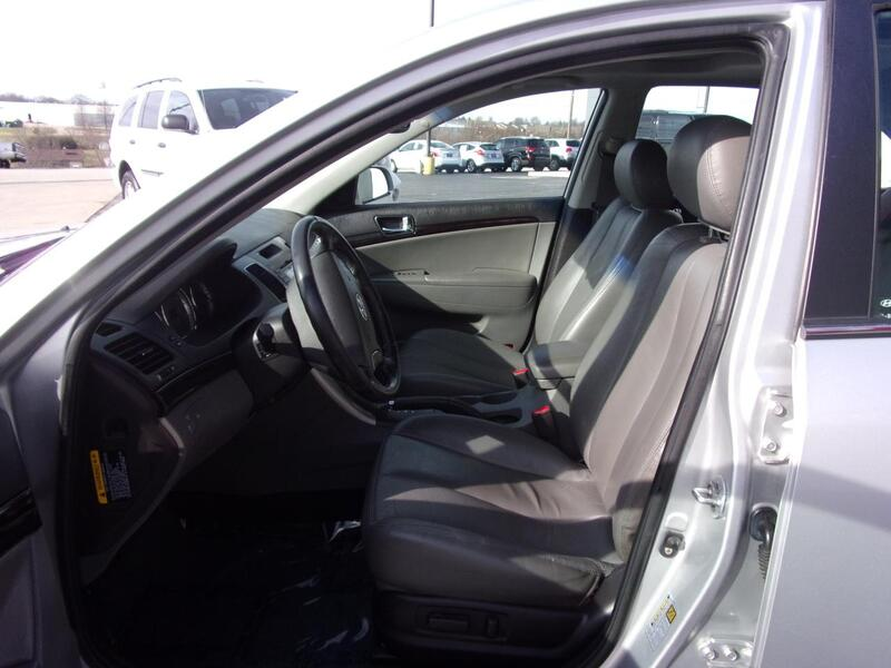2009 Hyundai Sonata Limited Richmond KY