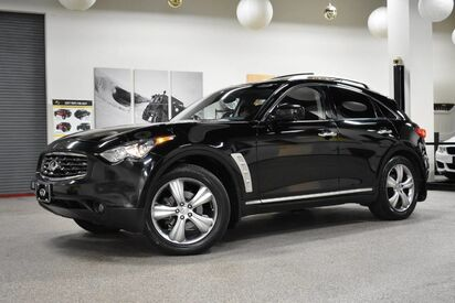 2009_INFINITI_FX35_Deluxe Touring Package_ Boston MA