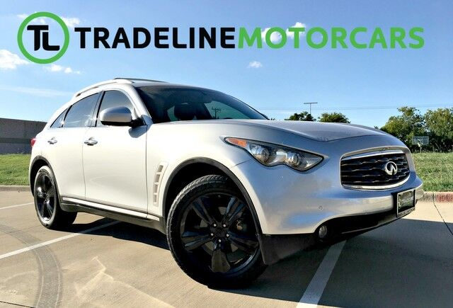 2009 Infiniti Fx35 Leather Navigation Sunroof And Much More