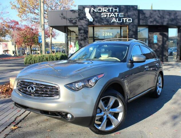 2009_INFINITI_FX50__ Walnut Creek CA