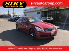 2009_INFINITI_G37 Sedan_Journey_ San Diego CA