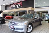 2009 INFINITI G37 Sedan x - Navi, Backup Camera, Heated Seats