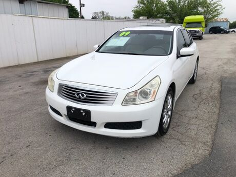 2009 INFINITI G37 Sedan x Gainesville TX
