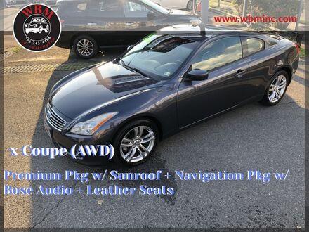 2009_INFINITI_G37 x_Coupe w/ Premium Pkg_ Arlington VA
