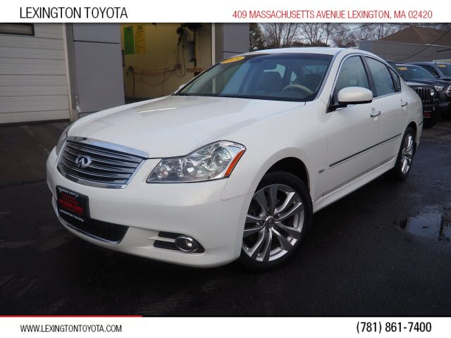 2009 INFINITI M35 x Lexington MA
