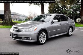 2009_INFINITI_M35X All Wheel Drive, TECH PACKAGE, CA Car, Well Maintained!__ Fremont CA