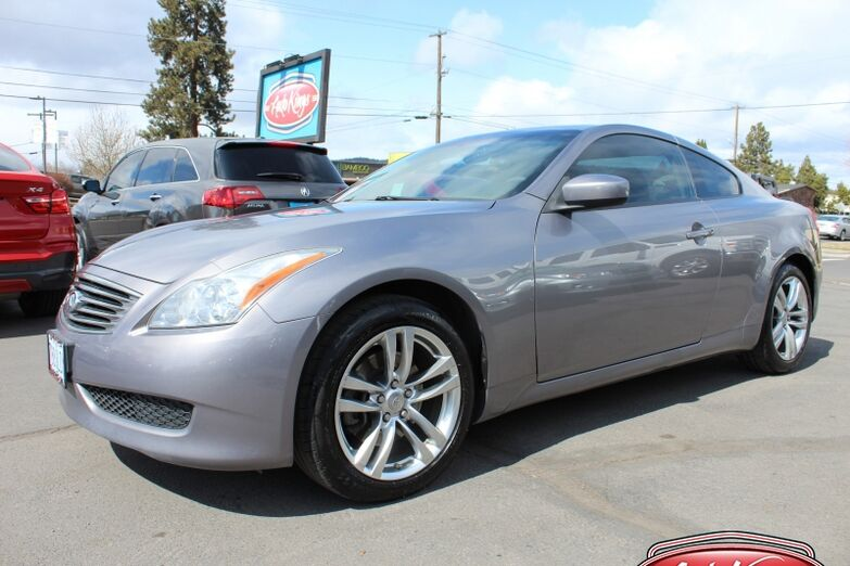 2009 Infiniti G37 Coupe X AWD Bend OR