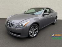2009 Infiniti G37x Coupe - All Wheel Drive