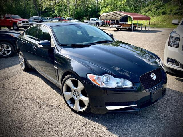 2009_JAGUAR_XF_SUPERCHARGED_ Bridgeport WV