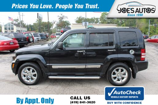 2009_JEEP_LIBERTY_LIMITED_ Toledo OH