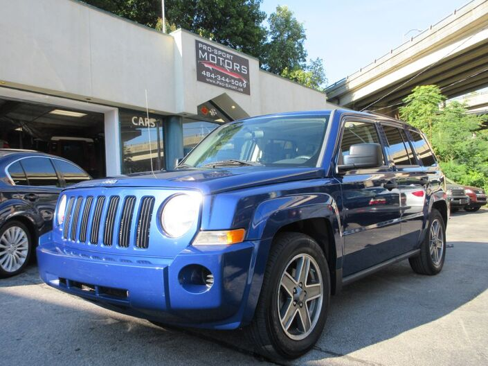 2009 JEEP PATRIOT SPORT W Conshohocken PA