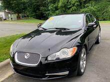 2009_Jaguar_XF_4dr Sdn Supercharged_ Cary NC