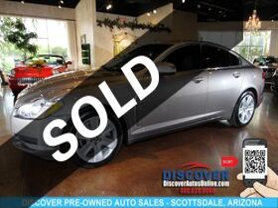 2009_Jaguar_XF_Luxury Sedan 4D_ Scottsdale AZ