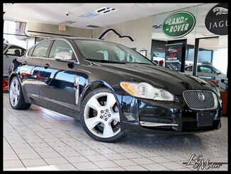 2009_Jaguar_XF_Luxury_ Villa Park IL