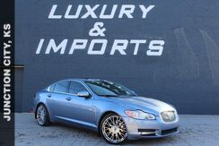 2009_Jaguar_XF_Premium_ Leavenworth KS